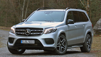 Mercedes Benz GL-Class 2017 Review, Specification, Concept, Price
