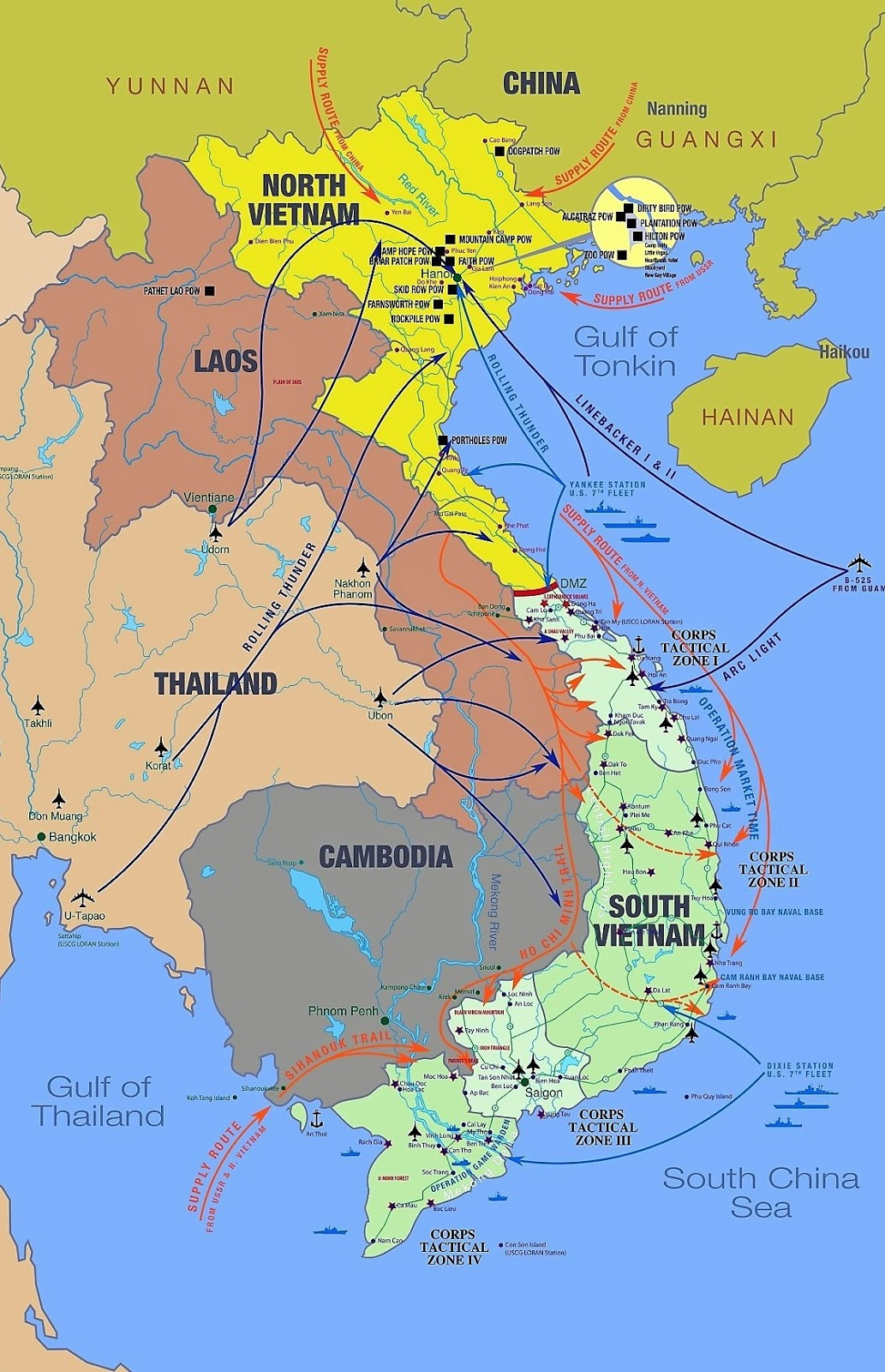 Paul Davis On Crime Another View Of The Vietnam War