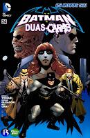 Os Novos 52! Batman e Robin #24