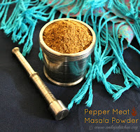 images of Pepper Meat Masala Powder / Homemade Pepper Meat Masala