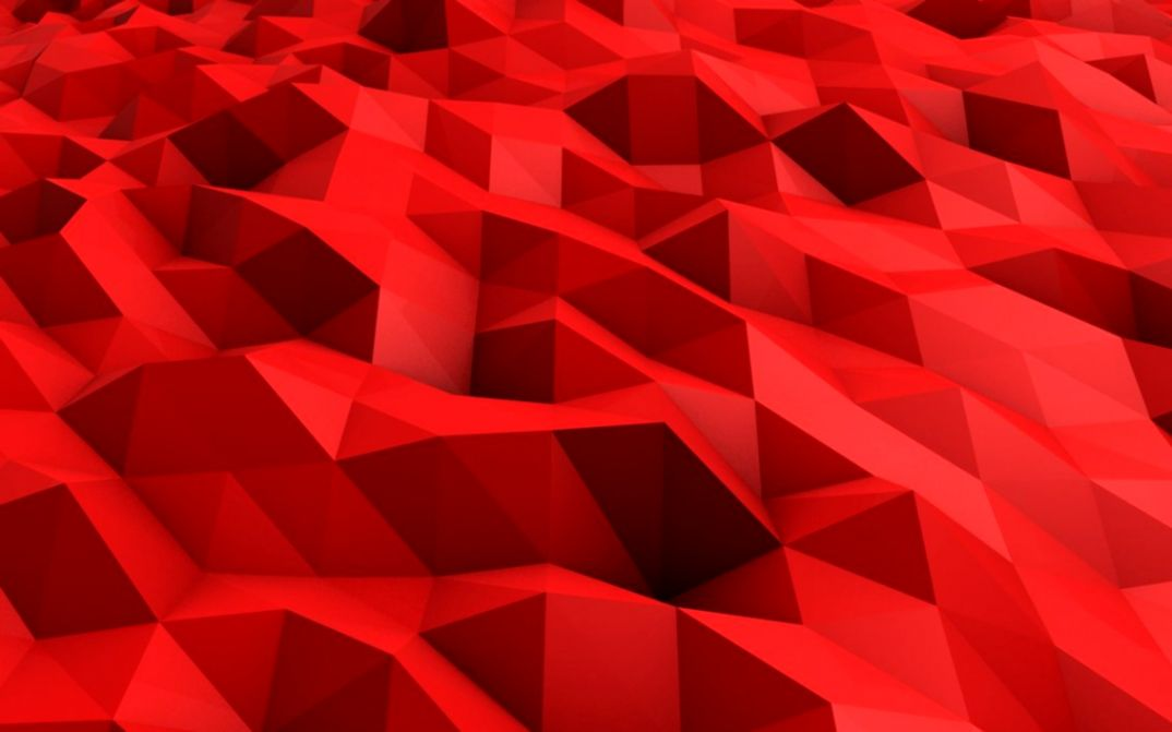 Red Abstract 3d Background Hd Wallpaper Wallpapers App