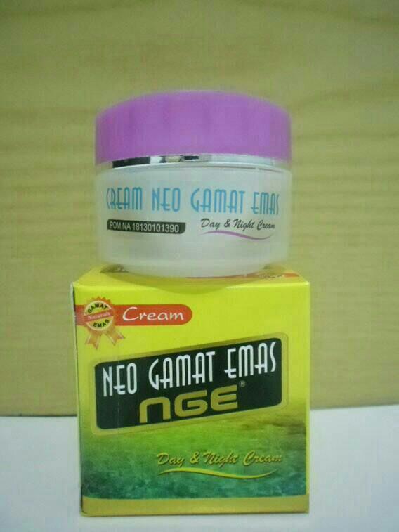 CREAM NEO GAMAT EMAS/GOLD SURABAYA