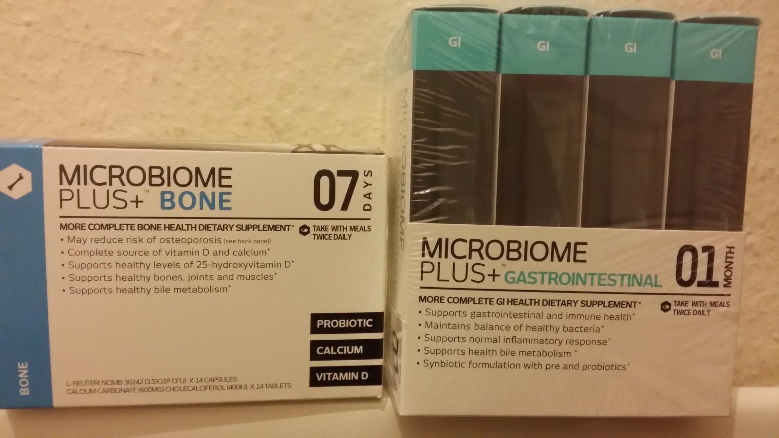 Microbiome Proboitics supplement
