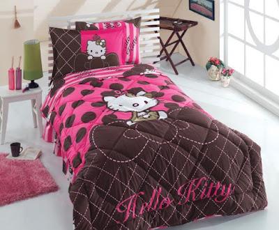 Hello Kitty Uyku Setleri