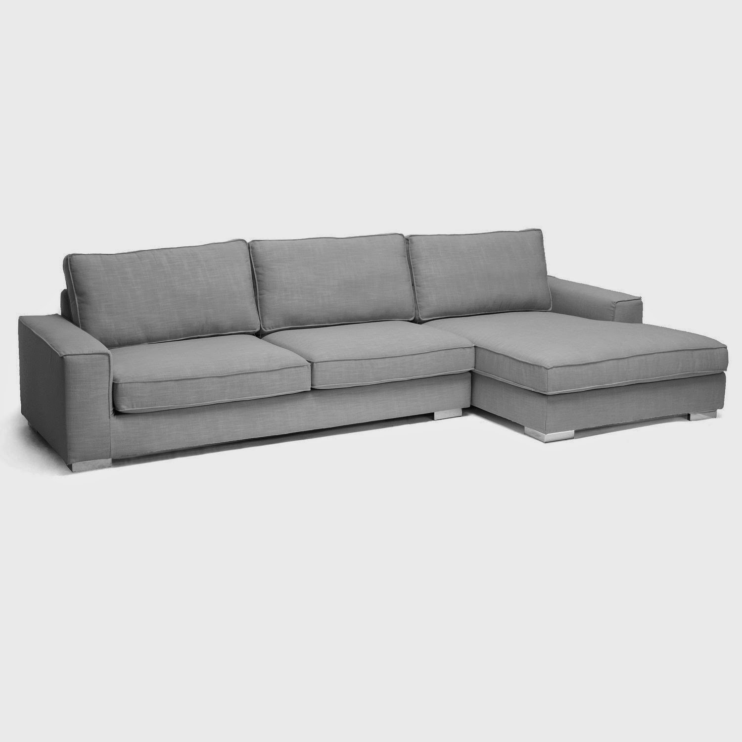 Grey Modern Sofa Bed How To Hide Cat Scratches On Leather Gray Couch Sectional