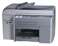 HP Officejet 9110 Printer Driver Utility