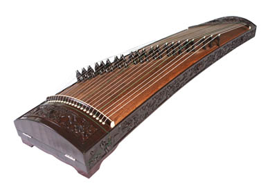 enchantment of guqin the difference between quotguzhengquot and