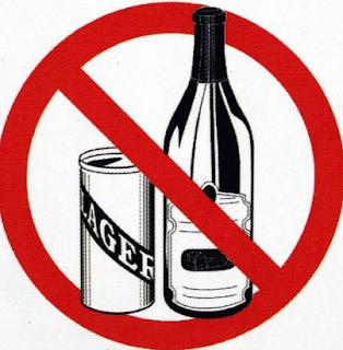 Hindari Alkohol