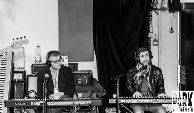 Brandy Row and the Coalition of Sound   Birmingham Recording Studio   Park Studios JQ   piano