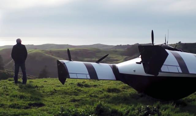 Nuevo auto volador no requiere entrenamiento especial y costará lo mismo que un SUV