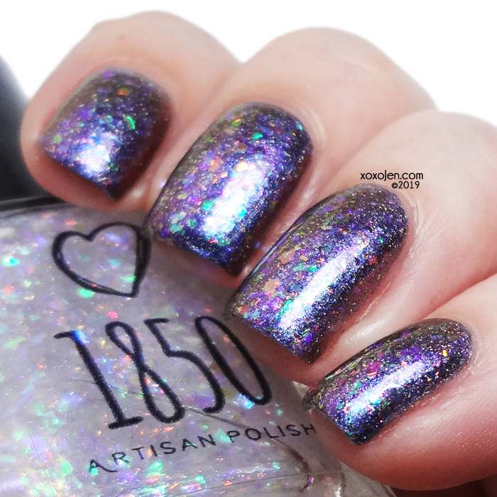 xoxoJen's swatch of 1850 Artisan Jellyfish Party