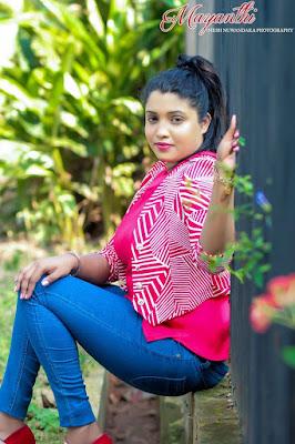 Mayanthi Palika Jayawardena Photoshoot