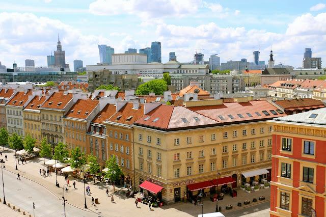 Varsóvia, a capital da Polônia