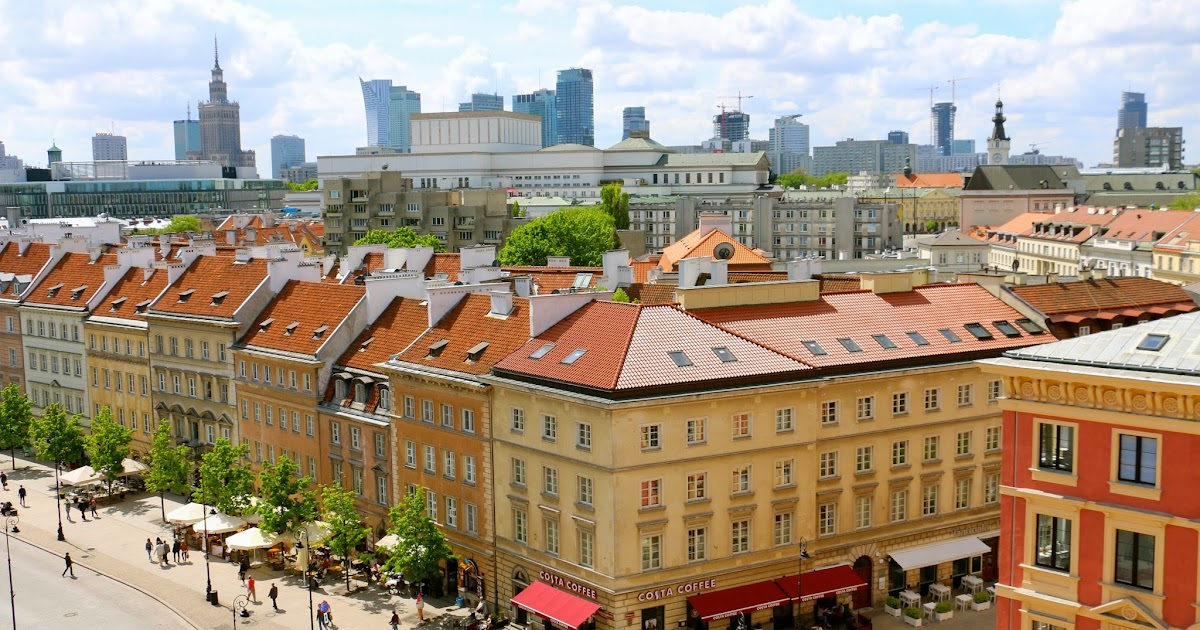 VARSÓVIA, A CAPITAL DA POLÔNIA | Viajar pelo Mundo!