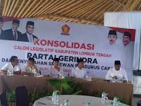 Muhdan Rum Legowo, Hadiri Penyerahan SK Pergantian Ketua DPC