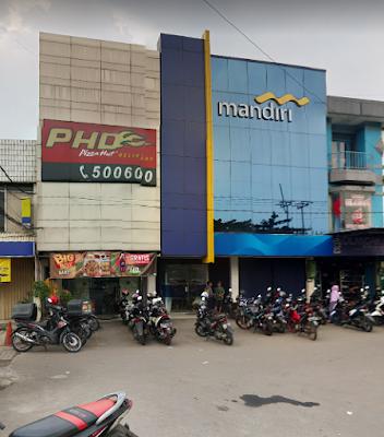 Alamat PHD CIparigi POMAD Bogor