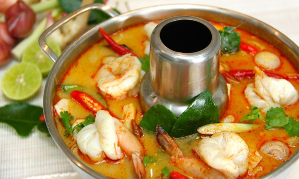 Discover the quintessence of Thai cuisine with some famous dishes