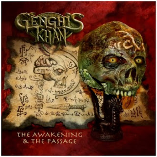 "Genghis Khan - ""The Awakening & The Passage"" (album)"