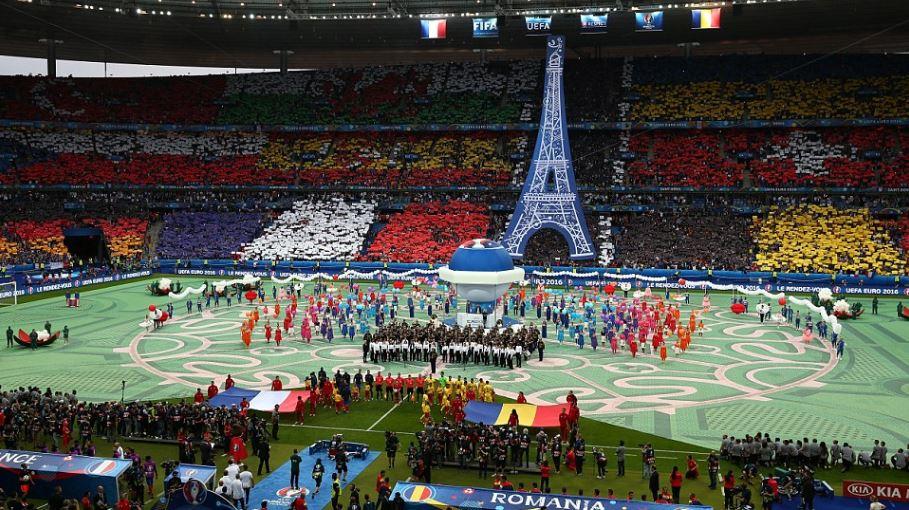EURO 2016, Franta - Romania