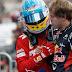 """""""Vettel e Ferrari? Eu vivi essa situação por 5 anos"""", afirma Alonso"""