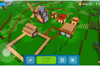 Block Craft 3D : Building Game v2.6.1 Mod Apk (Unlimited Money) Terbaru