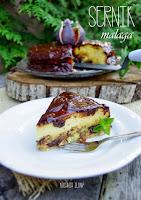Malaga, sernik malaga, Serniki, Ciasta Ciasteczka Muffiny, Ciasto (inne), Desery i słodycze,