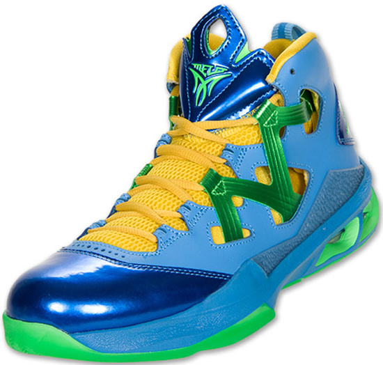 super popular 06d4f c48f9 The latest colorway of the Jordan Melo M9 is now available.