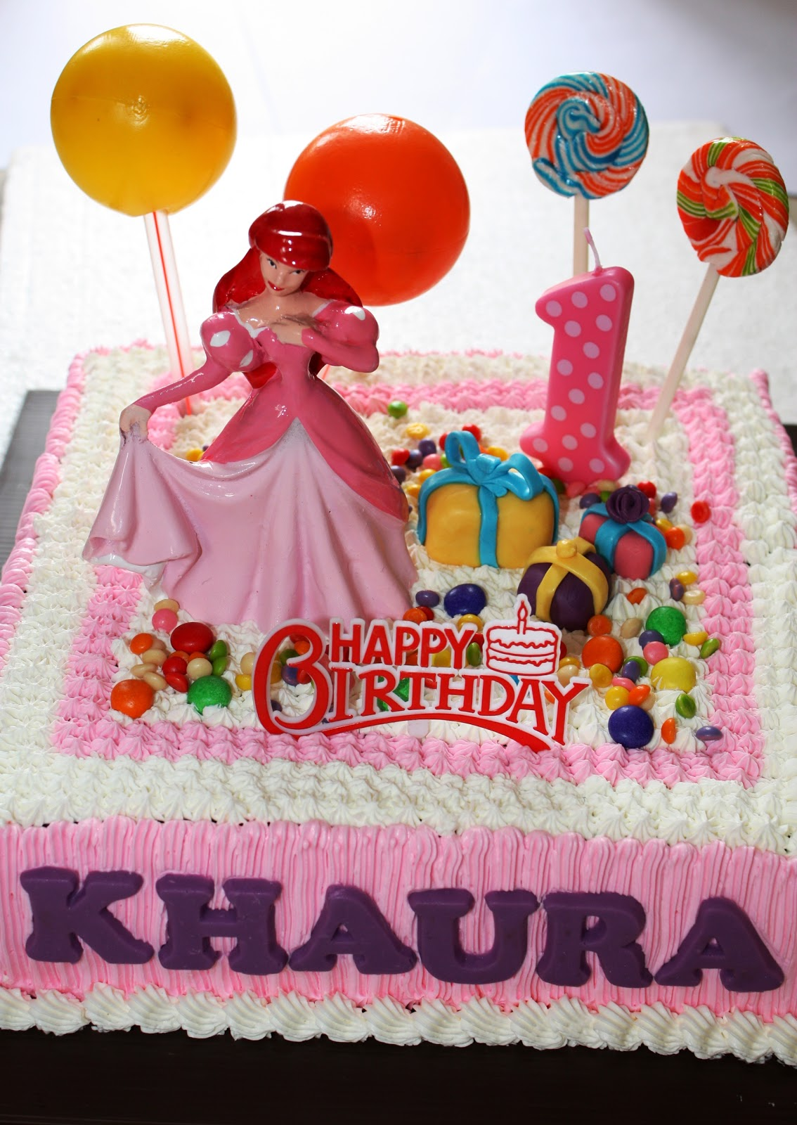Hello Kitty Gambar Kue Ultah Ke 7