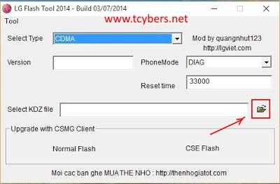 LG Flash Tool İle LG Cihazlara Stock Rom Yükleme