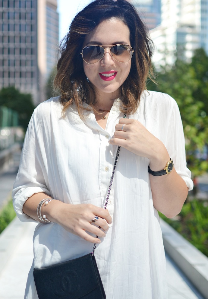 Aleesha Harris Vancouver fashion blogger