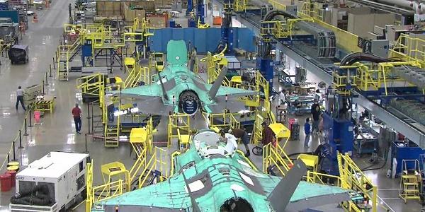 Ανακοίνωση-σοκ από Lockheed Martin: «Η Τουρκία αναλαμβάνει την συντήρηση όλων των κινητήρων για τα F-35 της Ευρώπης»!