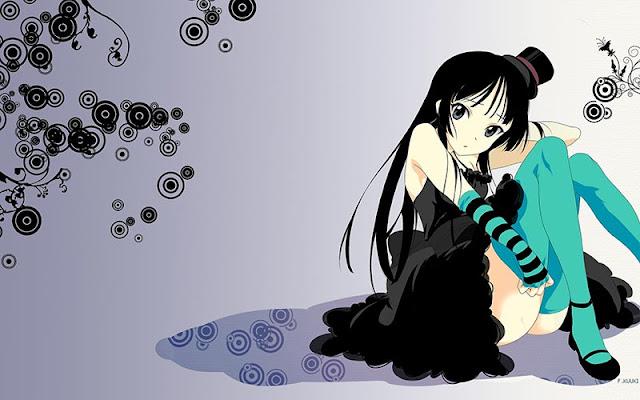 Mio Akiyama (Anime) Wallpaper Engine