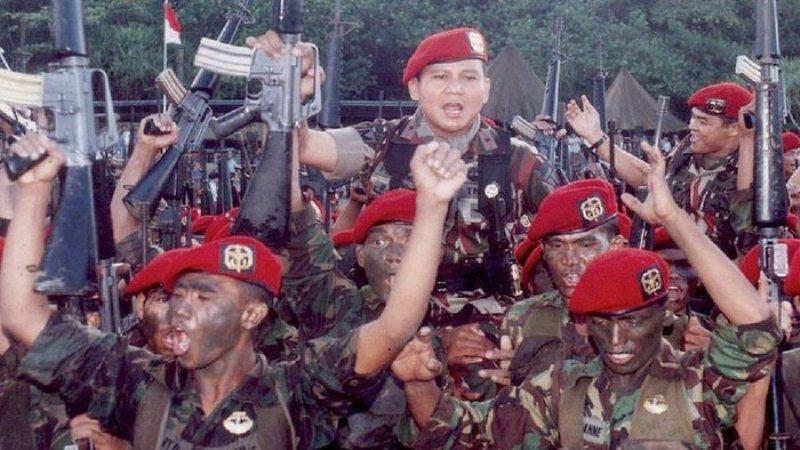 Sejarah Tim Mawar, Penculikan Aktivis '98, & Keterlibatan Prabowo