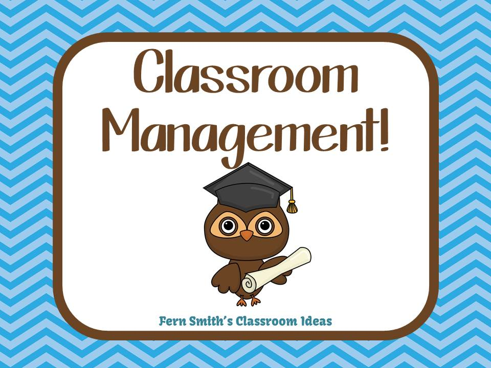 http://www.pinterest.com/fernsmith/classroom-management/