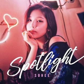 Lyric : Sohee - Spotlight