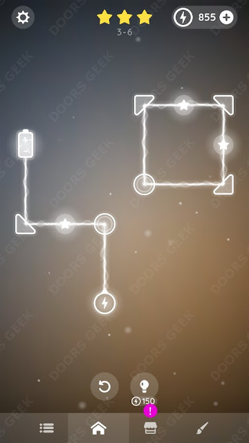 Laser Overload [Intermediate] Level 3-6 Solution, Walkthrough, Cheats
