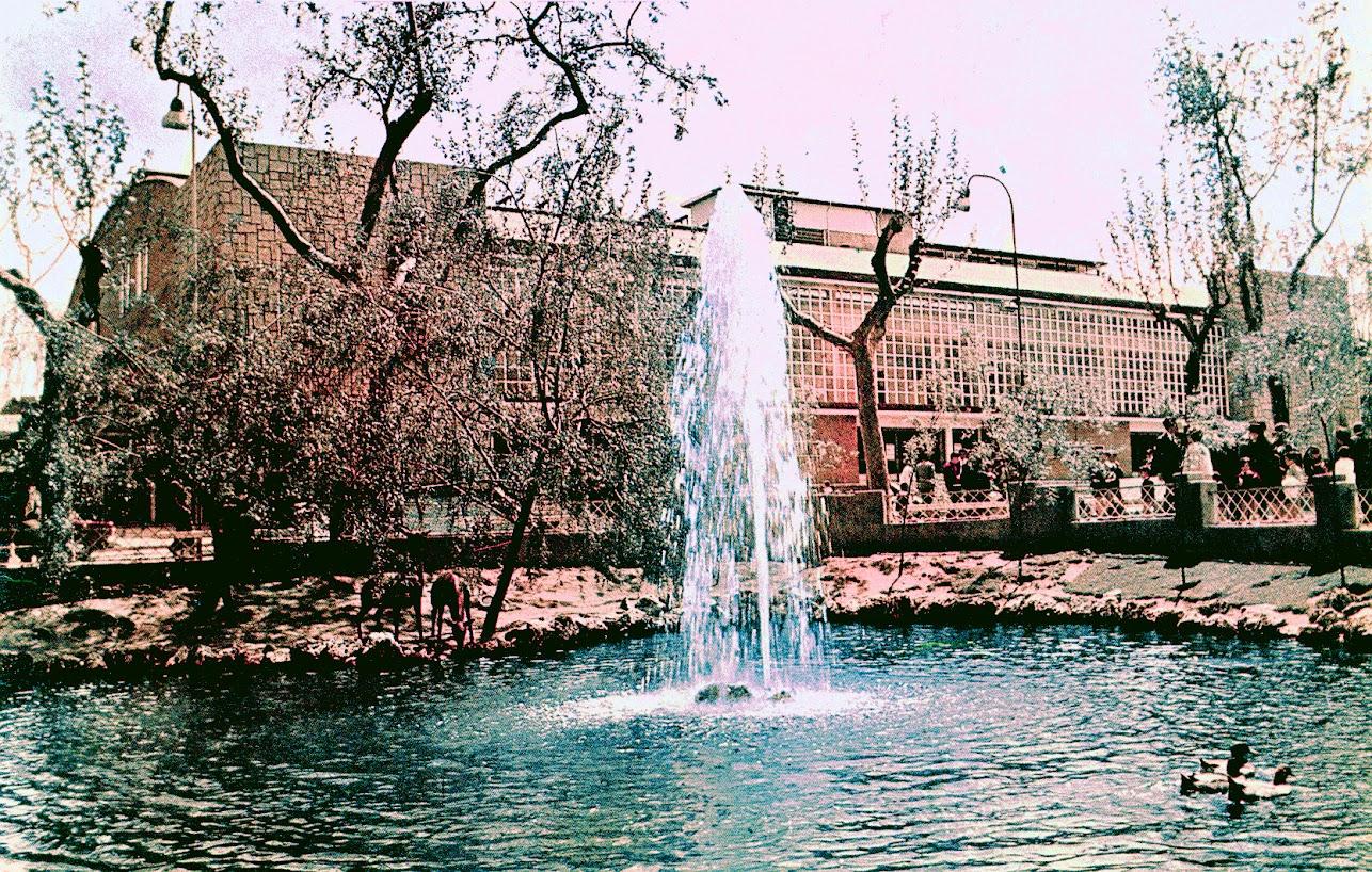 Salamanca en el ayer avenida de la alamedilla for Piscina alamedilla