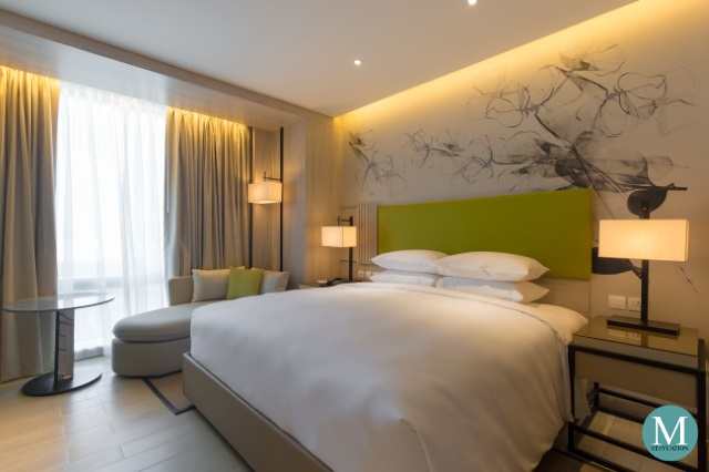 Deluxe Room at Courtyard by Marriott Iloilo