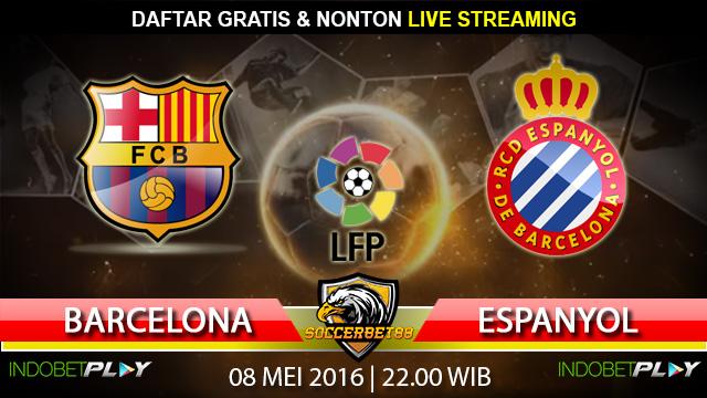 Prediksi Barcelona vs Espanyol 08 Mei 2016 (Liga Spanyol)