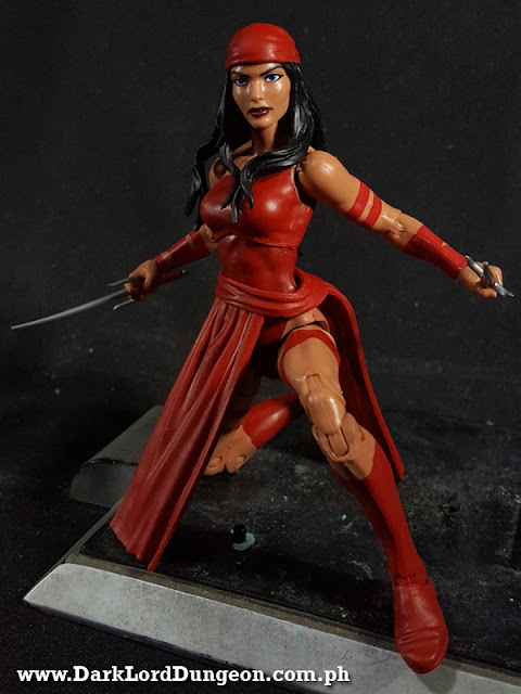 Marvel Legends Elektra Action Figure