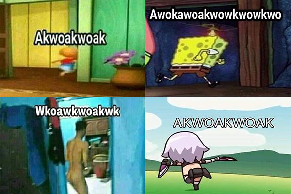 AOWKAWKWA