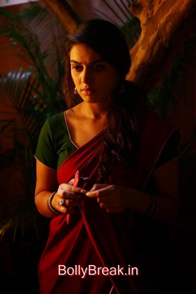 Hansika Photoshoot Stills, Hansika Hot Stills From tamil movie Meagaamann