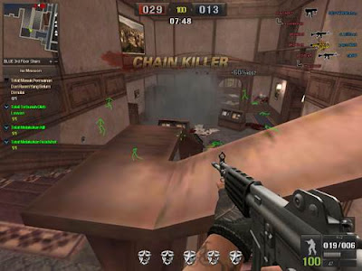 4 Agustus 2018 - Kalium 4.0 Point Blank Garena Evolution (Indonesia) Aimbot/AutoHeadshoot For Indo and BugMap Walk On Undermap For PH, Wallhack/Esp, Quick Change, Fast Reload, Fast Respawn, Speed Move, Jump High + Cheat Wallhack PB Philippines PH Server