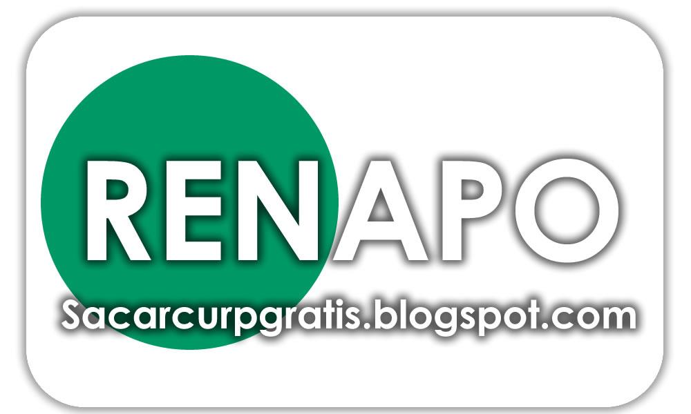 RENAPO.gob.mx Registro nacional de Poblacion en Mexico