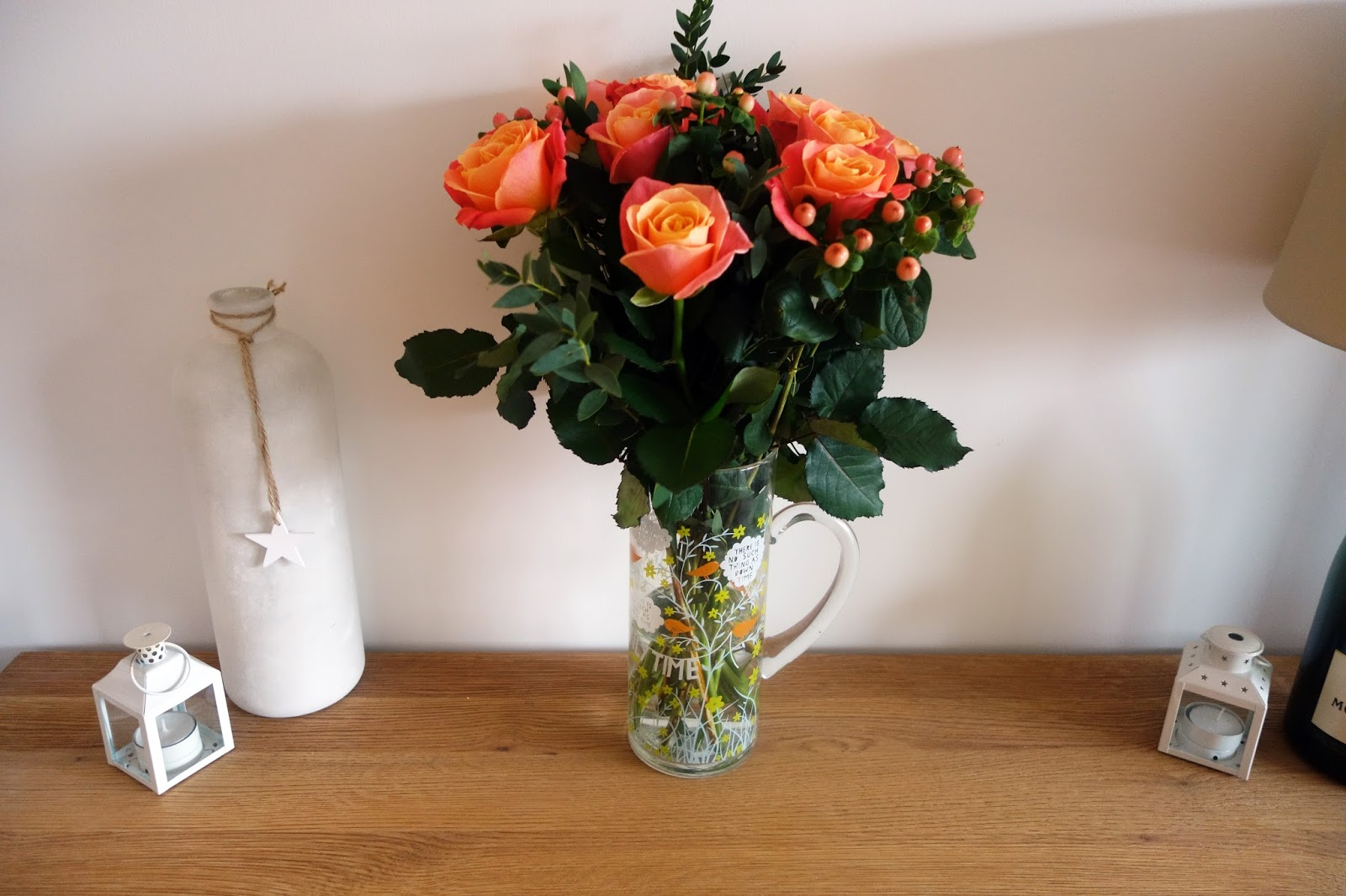 The Rich Gypsy: Debenhams Flowers