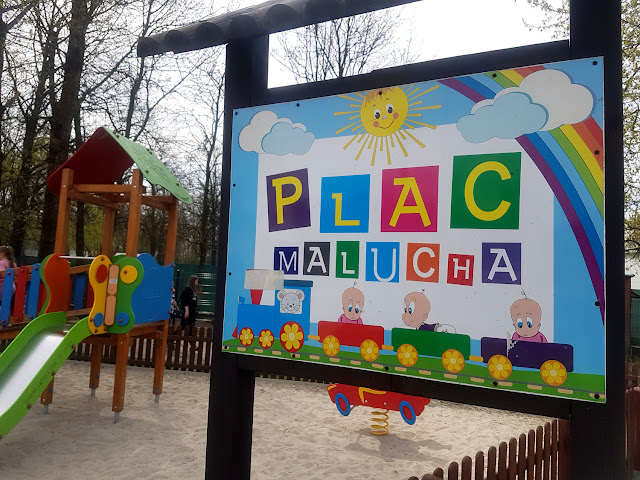 Park Krasnala Nowa Sól - majówka z dzieckiem - podróże z dzieckiem - atrakcje dla dzieci - rodzinny park rozrywki