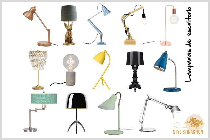 10 tips para tener en cuenta al momento de pensar la iluminación de tu casa. Fotos de artefactos de escritorio. Post Stylistinaction