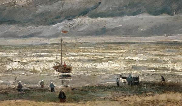 Pinturas de Van Gogh roubadas são recuperadas