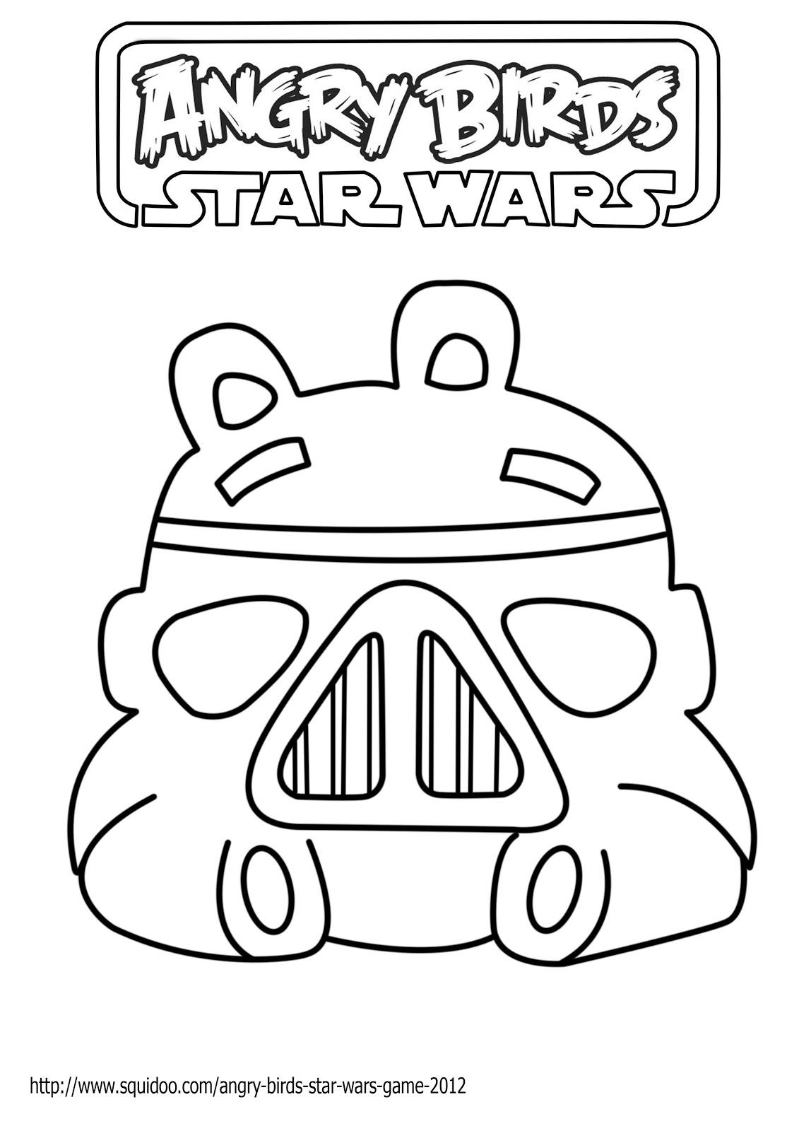Angry Birds Star Wars 2 Darth Maul Drawings Klejonka