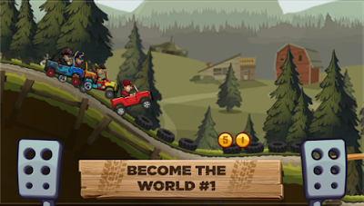 Hill Climb Racing 2 MOD APK -Hill Climb Racing 2